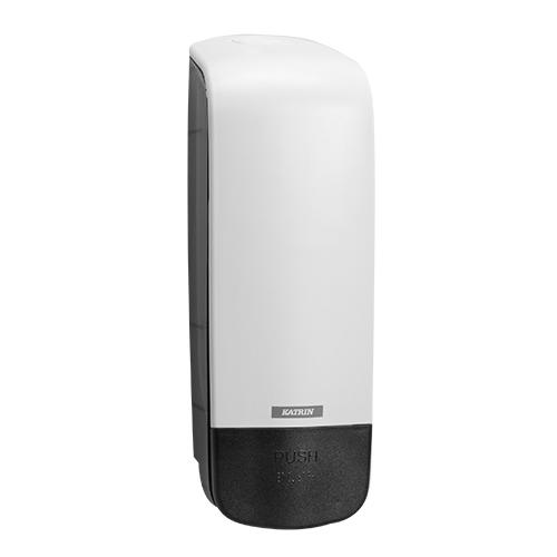 Katrin Inclusive White Soap Dispenser 1000ml - 90229
