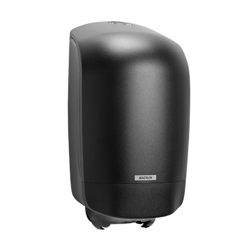 Katrin Inclusive Black Centerfeed S Dispenser - 92100
