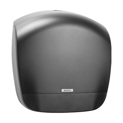 Katrin Inclusive Black Gigant S Dispenser - 92148