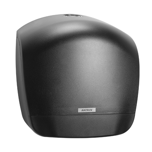 Katrin Inclusive Black Gigant L Dispenser - 92162