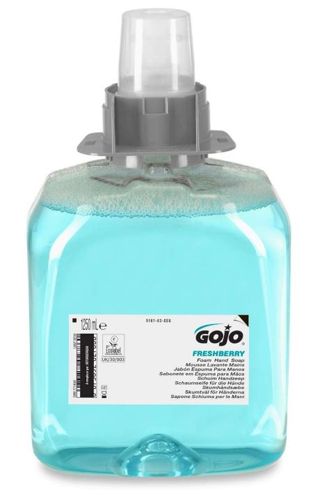 GOJO® Freshberry Foam FMX Hand Wash - 3 x 1250ml-0
