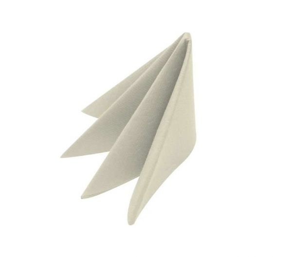 Buttermilk 33cm 2-Ply Napkins - Box x 2000