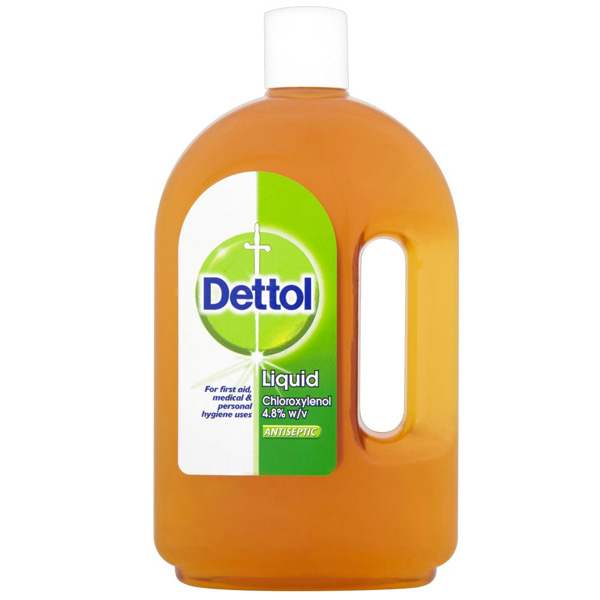 Dettol Antiseptic Liquid - 4L