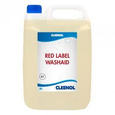 Cleenol Red Label Wash Aid x 5L-0