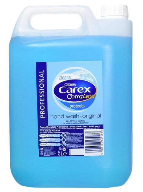 Carex Original Hand Soap - 5L-0