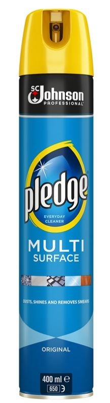 Pledge Multi Surface Cleaner - 12 x 400ml-0
