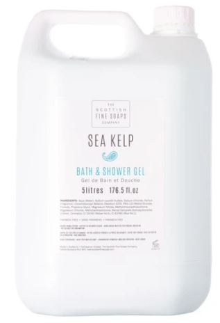 Sea Kelp Bath & Shower Gel - 5L-0